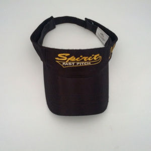 spirit fast pitch 24 adjustable sun visor softball